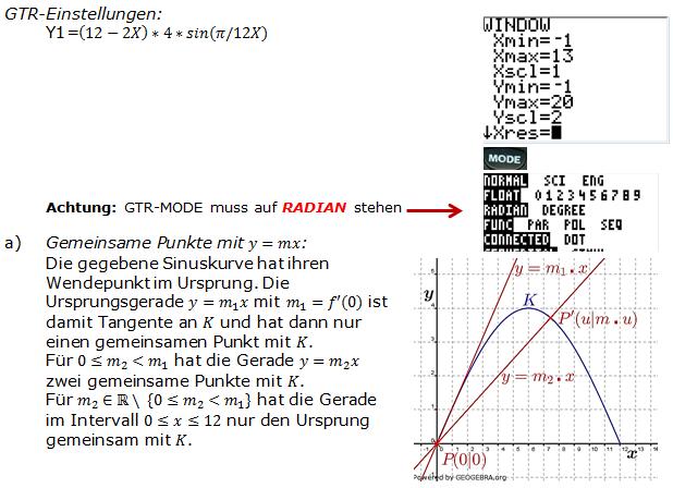 Abitur allg. bildendes Gymnasium Wahlteil Analysis 2006-12 Logik Bild 1/© by www.fit-in-mathe-online.de