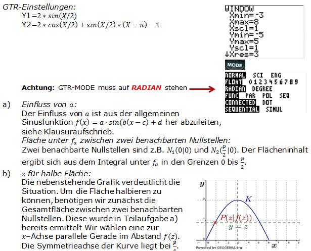 Abitur allg. bildendes Gymnasium Wahlteil Analysis 2006-21 Logik Bild 1/© by www.fit-in-mathe-online.de