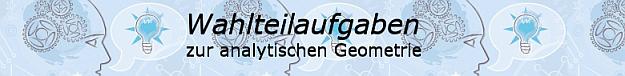 Original Mathe Aufgaben Abitur allgemeinbildenden Gymnasiums Analytische Geometrie von 2004 bis 2018/© by www.fit-in-mathe-online.de