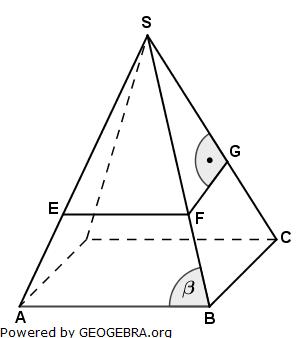 quadratische pyramiden wahlteilaufgaben 2003 2013. Black Bedroom Furniture Sets. Home Design Ideas