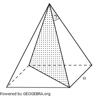 quadratische pyramiden pflichtteilaufgaben realschulabschluss. Black Bedroom Furniture Sets. Home Design Ideas