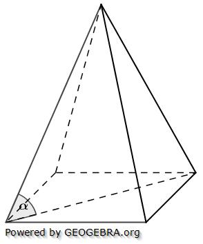 Quadratische Pyramiden Realschulabschluss Übungsaufgaben