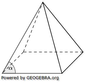 quadratische pyramiden realschulabschluss bungsaufgaben. Black Bedroom Furniture Sets. Home Design Ideas