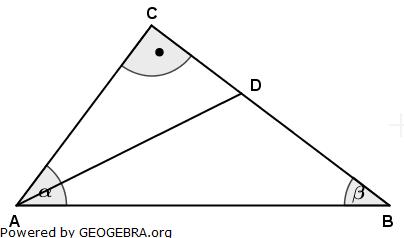 Realschulabschluss Pflichtteilaufgaben Trigonometrie Aufgabengraphik P12011/© by www.fit-in-mathe-online.de