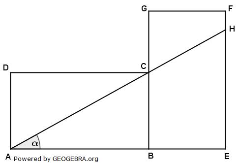 Realschulabschluss Pflichtteilaufgaben Trigonometrie Aufgabengraphik P12012/© by www.fit-in-mathe-online.de