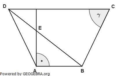 Realschulabschluss Wahlteilaufgaben Trigonometrie Aufgabengraphik W4a2003/© by www.fit-in-mathe-online.de