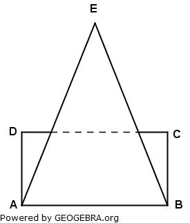 Realschulabschluss Wahlteilaufgaben Trigonometrie Aufgabengraphik W4a2007/© by www.fit-in-mathe-online.de