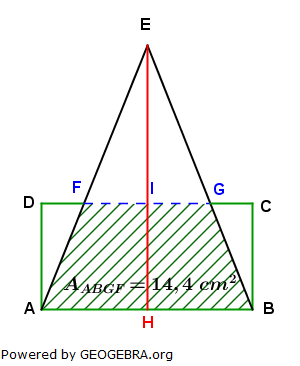 Realschulabschluss Trigonometrie Wahlteil W4a2007 Lösungs-Graphik/© by www.fit-in-mathe-online.de