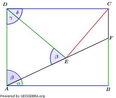 Realschulabschluss Trigonometrie Wahlteil W1a2014 Lösungs-Graphik/© by www.fit-in-mathe-online.de