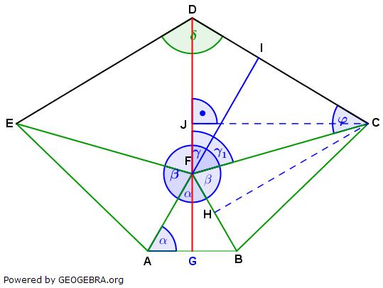 Realschulabschluss Trigonometrie Wahlteil W1a2019 Lösungs-Graphik/© by www.fit-in-mathe-online.de
