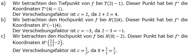 Ganzrationale Funktionen Lösungen zum Aufgabensatz 3 Blatt 2/3 Fortgeschritten Bild 1/© by www.fit-in-mathe-online.de