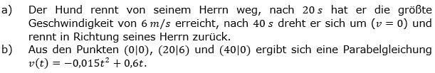 Ganzrationale Funktionen Lösungen zum Aufgabensatz 5 Blatt 3/4 Expert Bild 1/© by www.fit-in-mathe-online.de