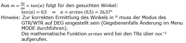 Lineare Funktionen der Funktionsklassen. Lösungen zum Aufgabensatz 1 Blatt 2/3 Fortgeschritten Bild 1 /© by www.fit-in-mathe-online.de