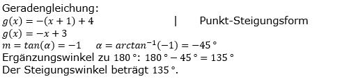 Lineare Funktionen der Funktionsklassen. Lösungen zum Aufgabensatz 3 Blatt 2/3 Fortgeschritten Bild 1 /© by www.fit-in-mathe-online.de