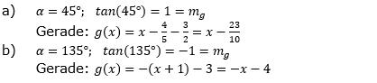 Lineare Funktionen der Funktionsklassen. Lösungen zum Aufgabensatz 4 Blatt 2/3 Fortgeschritten Bild 1 /© by www.fit-in-mathe-online.de