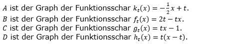 Lineare Funktionen der Funktionsklassen. Lösungen zum Aufgabensatz 2 Blatt 3/5 Expert Bild1 /© by www.fit-in-mathe-online.de)