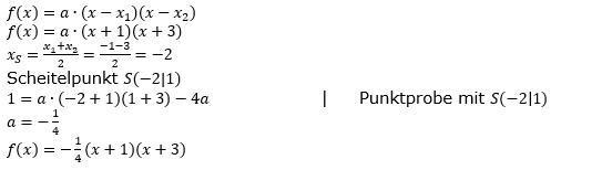 Quadratische Funktionen (Parabeln) der Funktionsklassen. Lösungen zum Aufgabensatz 11 Blatt 1/4 Grundlagen Bild 1 /© by www.fit-in-mathe-online.de