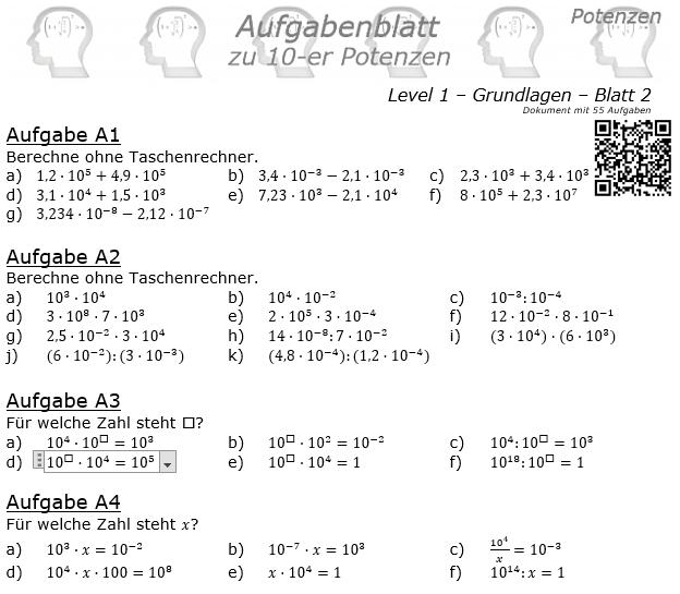 WIKI zu den Zehnerpotenzen | Fit in Mathe