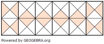 Wie viel Prozent der drei Flächen sind jeweils gefärbt? (Grafik A210902 im Aufgabensatz 9 Blatt 2/1 Fortgeschritten zur Prozentrechnung Basiswissen Bild 2) /© by www.fit-in-mathe-online.de)