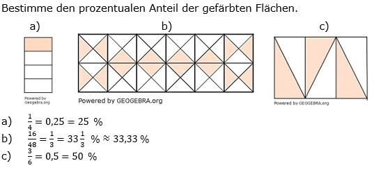 Prozentrechnung Basiswissen Lösungen zum Aufgabensatz 9 Blatt 2/1 Fortgeschritten Bild 1/© by www.fit-in-mathe-online.de