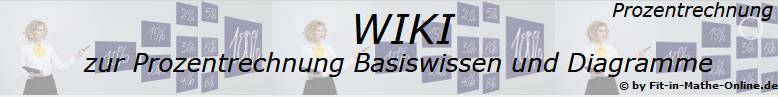 WIKI zur Prozentrechnung allgemein/© by www.fit-in-mathe-online.de