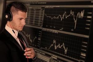 Beim An- und Verkauf von Wertpapieren steht dem Börsenmakler eine Provision von 1,2 ‰ des Kurswertes der gehandelten Wertpapiere zu. (Grafik A210401 im Aufgabensatz 2 Blatt 2/1 Fortgeschritten zur Promillerechnung) /© by www.fit-in-mathe-online.de)