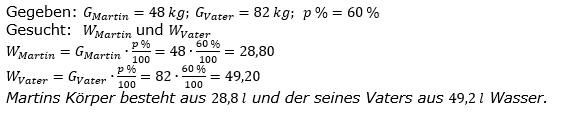 Prozentrechnung Prozentwert Lösungen zum Aufgabensatz 12 Blatt 2/1 Fortgeschritten Bild 1/© by www.fit-in-mathe-online.de