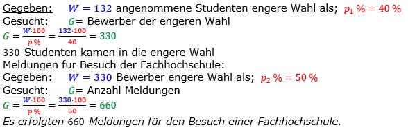 Vermischte Aufgaben der Prozentrechnung Aufgabenblatt 2 Aufgabensatz 12 Bild A1212L01 Lösung Bild 1 /© by www.fit-in-mathe-online.de