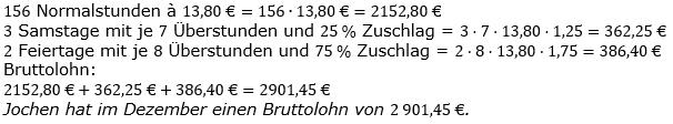 Vermischte Aufgaben der Prozentrechnung Aufgabenblatt 3 Aufgabensatz 10 Bild A1310L01 Lösung Bild 1 /© by www.fit-in-mathe-online.de