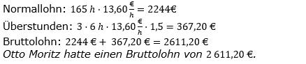 Vermischte Aufgaben der Prozentrechnung Aufgabenblatt 5 Aufgabensatz 07 Bild A1507L01 Lösung Bild 1 /© by www.fit-in-mathe-online.de
