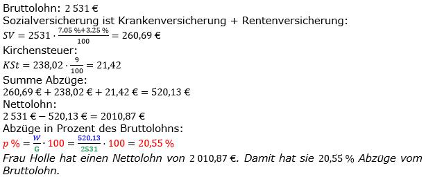 Vermischte Aufgaben der Prozentrechnung Aufgabenblatt 5 Aufgabensatz 15 Bild A1515L01 Lösung Bild 1 /© by www.fit-in-mathe-online.de