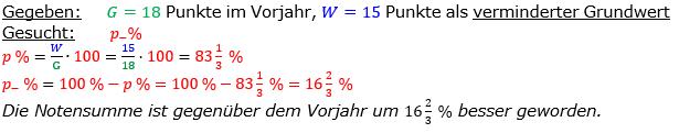 Vermischte Aufgaben der Prozentrechnung Aufgabenblatt 6 Aufgabensatz 03 Bild A1603L01 Lösung Bild 1 /© by www.fit-in-mathe-online.de