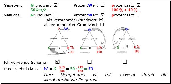 WIKI vermischte Aufgaben der Prozentrechnung Bild W00B1L01 Lösung Beispiel 1 /© by www.fit-in-mathe-online.de