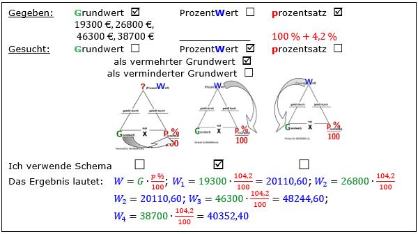 WIKI vermischte Aufgaben der Prozentrechnung Bild W00B2L01 Lösung Beispiel 2 /© by www.fit-in-mathe-online.de