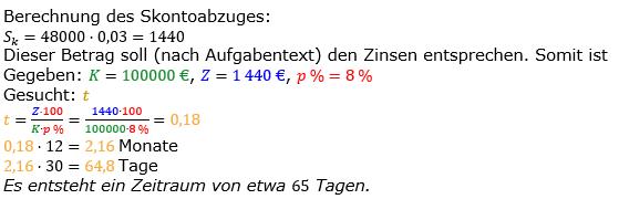 Zinsrechnung vermischte Aufgaben Lösungen zum Aufgabensatz 13 Blatt 01 Bild A0113L01/© by www.fit-in-mathe-online.de