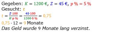 Zinsrechnung vermischte Aufgaben Lösungen zum Aufgabensatz 03 Blatt 03 Bild A0303L01/© by www.fit-in-mathe-online.de