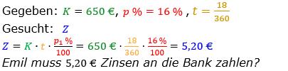 Zinsrechnung vermischte Aufgaben Lösungen zum Aufgabensatz 02 Blatt 04 Bild A0402L01/© by www.fit-in-mathe-online.de