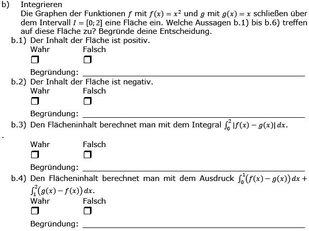 Kreuze an. (Grafik g8k12/W04A0102 im Aufgabensatz 1 Wochenblatt 04 Kursstufe 2 Prüfungsvorbereitung Abitur) /© by www.fit-in-mathe-online.de)