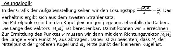 Kreis und Kugel Logik zum Aufgabensatz 3 Blatt 3/1 Expert Bild 1/© by www.fit-in-mathe-online.de