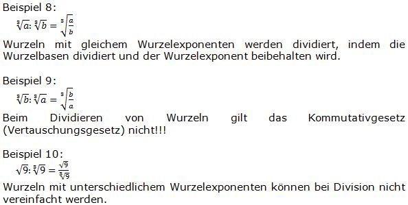 WIKI zu Wurzeln Bild 12/© Fit-in-Mathe-Online.de